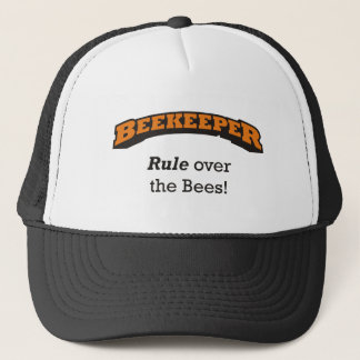 Beekeeper - Rule over the Bees! Trucker Hat