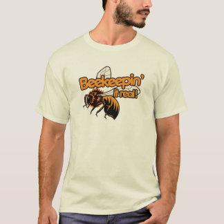 Beekeeping it REAL T-Shirt