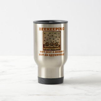 Beekeeping Not Just A Hobby But An Adventure Mug