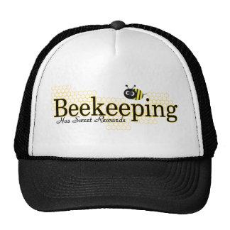 beekeeping sweet rewards hats