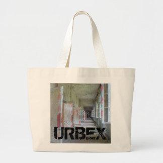 Beelitz Heilstaetten doors,URBEX Large Tote Bag