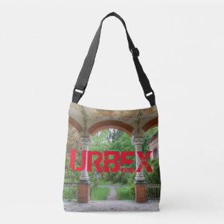 Beelitz hospital 07.2.T, URBEX Crossbody Bag