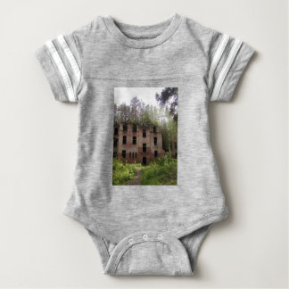 Beelitz hospital ruin, Alpenhaus Baby Bodysuit