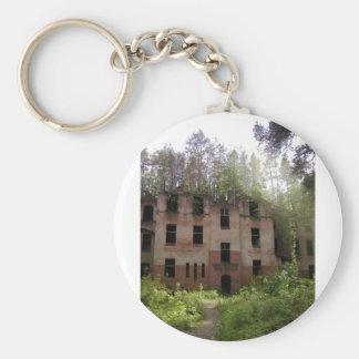 Beelitz hospital ruin, Alpenhaus Key Ring