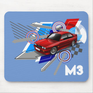 Beemer E30 M3 Mouse Mat