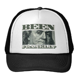 Been Franklin' Cap
