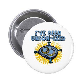 Been Unionized Honeymoon Button