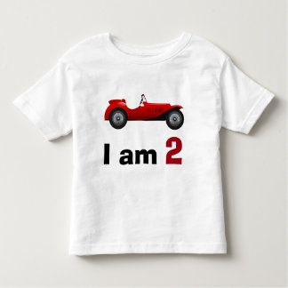 Beep Beep Birthday Toddler T-Shirt