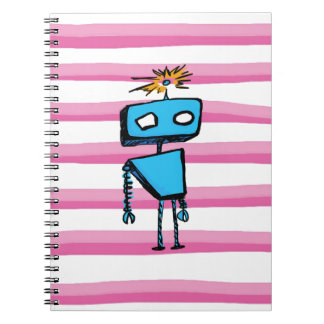Beep. Boop. Bop. NoteBook. Notebook