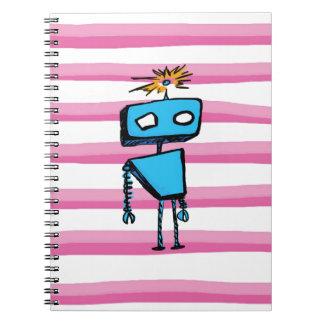 Beep. Boop. Bop. NoteBook. Notebooks