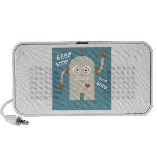 Beep Boop PC Speakers