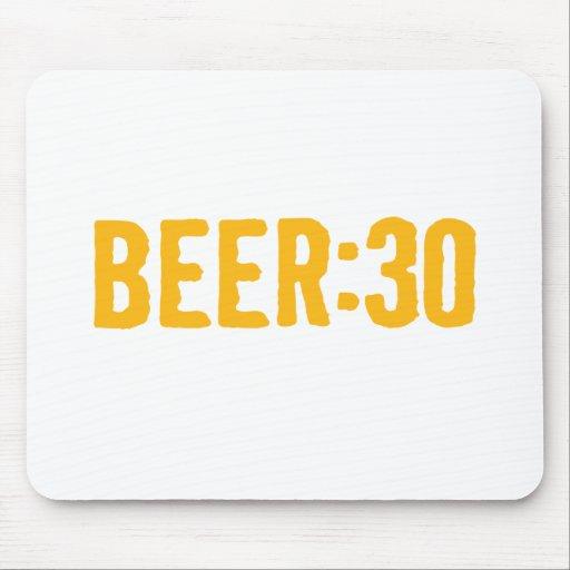 Beer : 30 mousepad