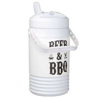 Beer and BBQ Cooler