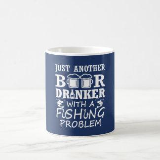 Beer and Fishing Coffee Mug