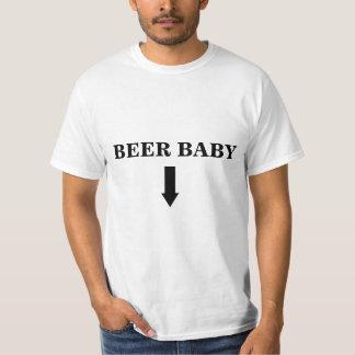 Beer Baby T-Shirt Beer Belly Humor