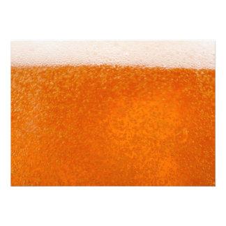 beer backround announcements