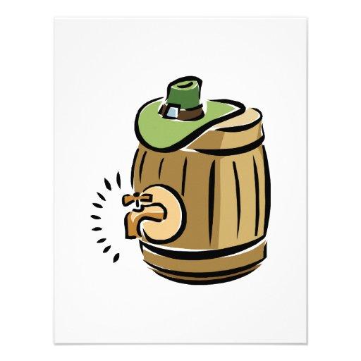 Beer Barrel Announcements
