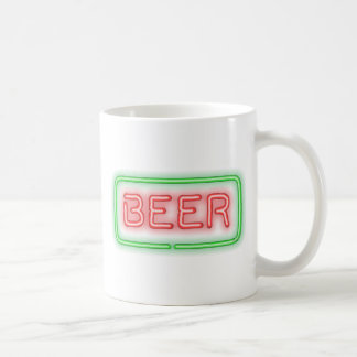 Beer Basic White Mug