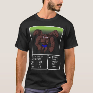 beer-beast.com - Random Encounter T-shirt