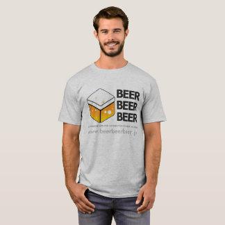 Beer Beer Beer JP - Promotional T-Shirt