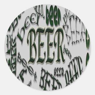 *bEeR*beer*BEER Sticker