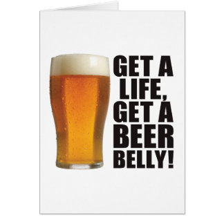 Beer Belly Card