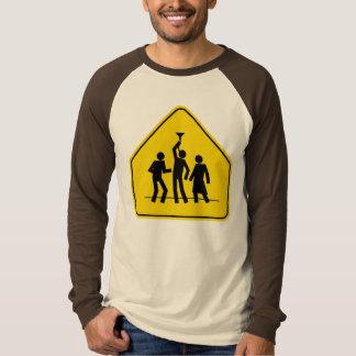Beer Bong Crossing T-Shirt