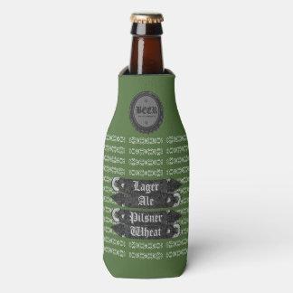 Beer Bottle Cap/Bottle Opener Green/Grey/White
