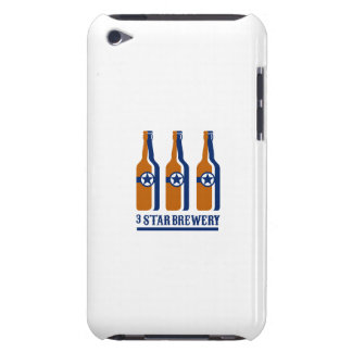 Beer Bottles Star Brewery Retro Barely There iPod Covers