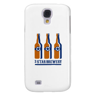 Beer Bottles Star Brewery Retro Samsung Galaxy S4 Cases