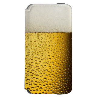 Beer Bubbles 1 Incipio Watson™ iPhone 6 Wallet Case