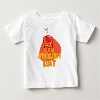 Beer Can Appreciation Day - Appreciation Day Baby T-Shirt