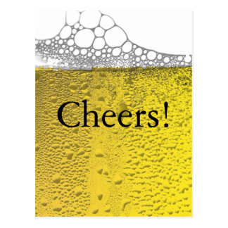 Beer Celebration Postcard