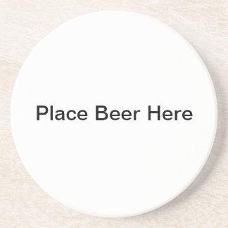 Beer Coaster!!!!!! Coaster