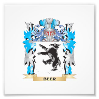 Beer Coat of Arms Photo