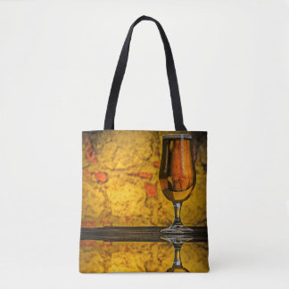 Beer Custom All-Over-Print Tote Bag