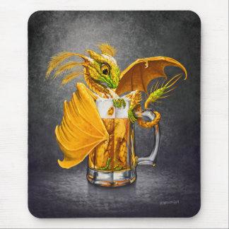 Beer Dragon mousepad