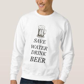 Beer Drink Food Sweatshirt
