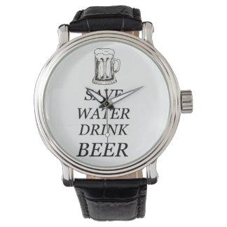 Beer Drink Food Watch