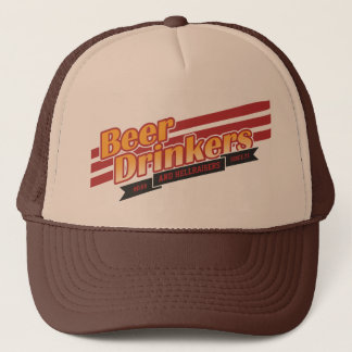Beer Drinkers and Hellraisers Trucker Hat