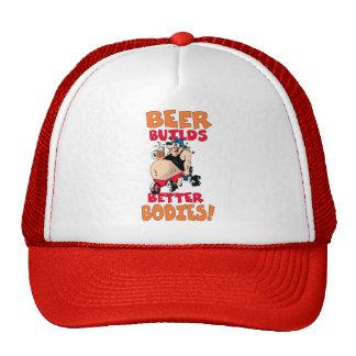 Beer drinkers make better lovers mesh hat