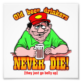 Beer Drinkers Photo