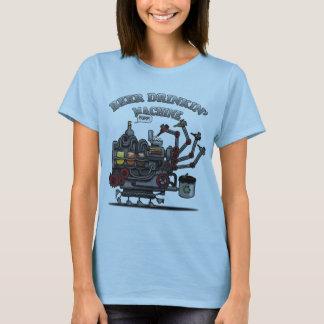Beer Drinking Machine T-Shirt