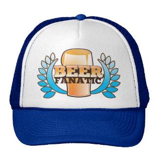 BEER FANATIC design Trucker Hats