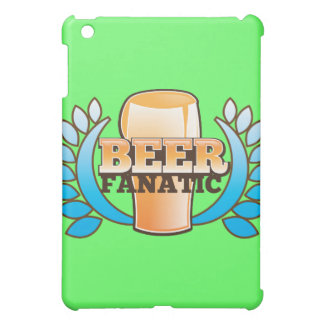 BEER FANATIC design iPad Mini Cover
