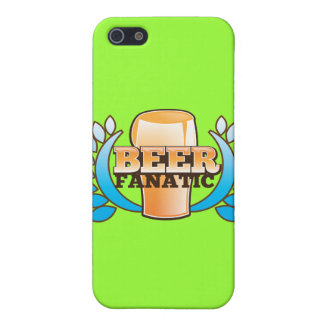 BEER FANATIC design iPhone 5/5S Cover