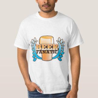BEER FANATIC design Tshirt