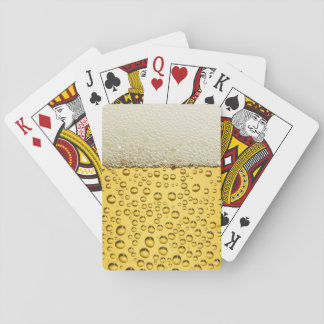 Beer Foam 2 Playing Cards