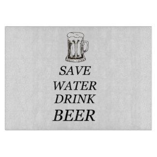 Beer Food Drink Cutting Board