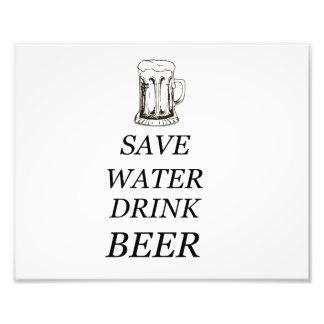 Beer Food Drink Photo Print